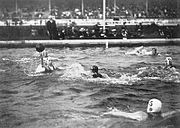 London 1908 Water Polo