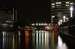 London MMB «K9 Canary Wharf.jpg