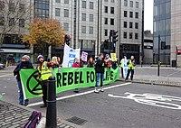 London November 23 2018 (23) Extinction Rebellion Protest Tower Hill.jpg
