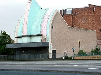 Stretford - Longford Cinema, May 2007