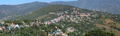 """Looking north to Dhankuta bazaar from roof of house in Chuliban ( 26°57'47.23""""N 87°20'50.05""""E).png"""
