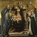 Lorenzo di Alessandro da Sanseverino Matrimonio místico de Santa Catalina de Siena NG londres.jpg