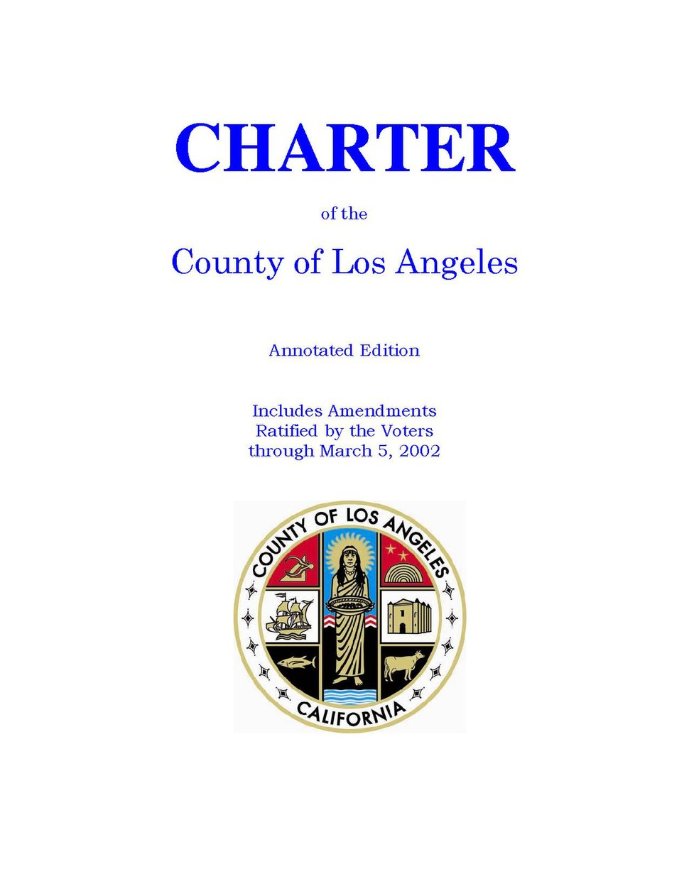 Los Angeles County Charter rev2016.pdf
