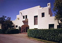 Lou Henry Hoover House from NW.jpg