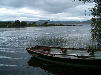 Lough Currane - Image: Lough Currane