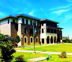 Baton Rouge Community College - The Louisiana Building