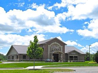 Louisville, Tennessee - Louisville Town Hall