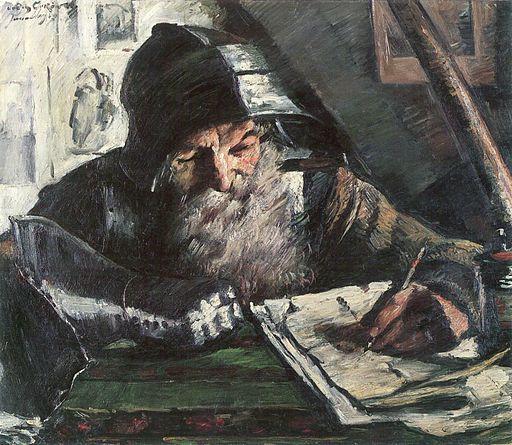 Lovis Corinth Götz von Berlichingen 1917