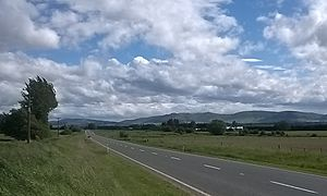 Lowther, New Zealand - Lowther in 2015