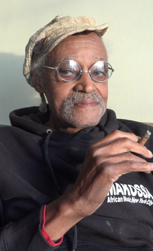 Melvin Van Peebles - Van Peebles in December 2015