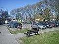 Lubliniec parking przy ulicy Damrota, Niedurnego - panoramio.jpg