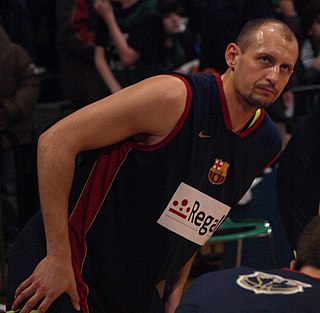 Czech basketball player