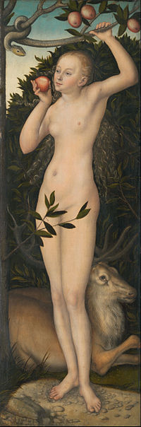 Lucas Cranach the Elder - Eve - Google Art Project.jpg