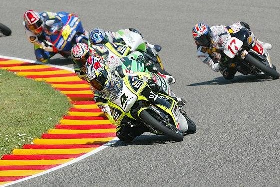 Lucio Cecchinello - GP of Italy 2003.jpg