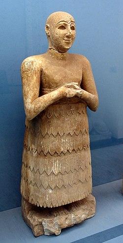 Lugaldalu, koning van Adab.jpg