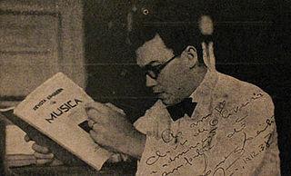 Luiz Heitor Corrêa de Azevedo Musical artist