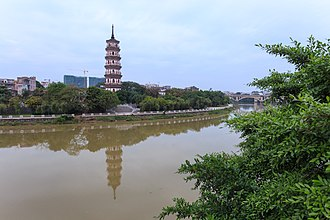 Luoding - Image: Luoding Wen Ta 2013.11.17 17 34 21