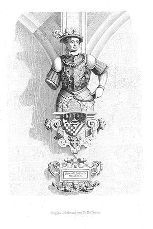Henry I, Duke of Münsterberg-Oels - Henry I, Duke of Münsterberg