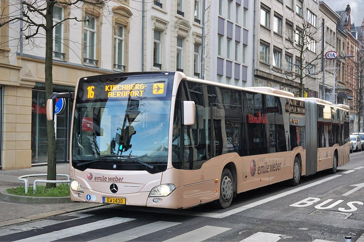 Luxembourg, Bus Weber EW1430 Ligne 16.jpg