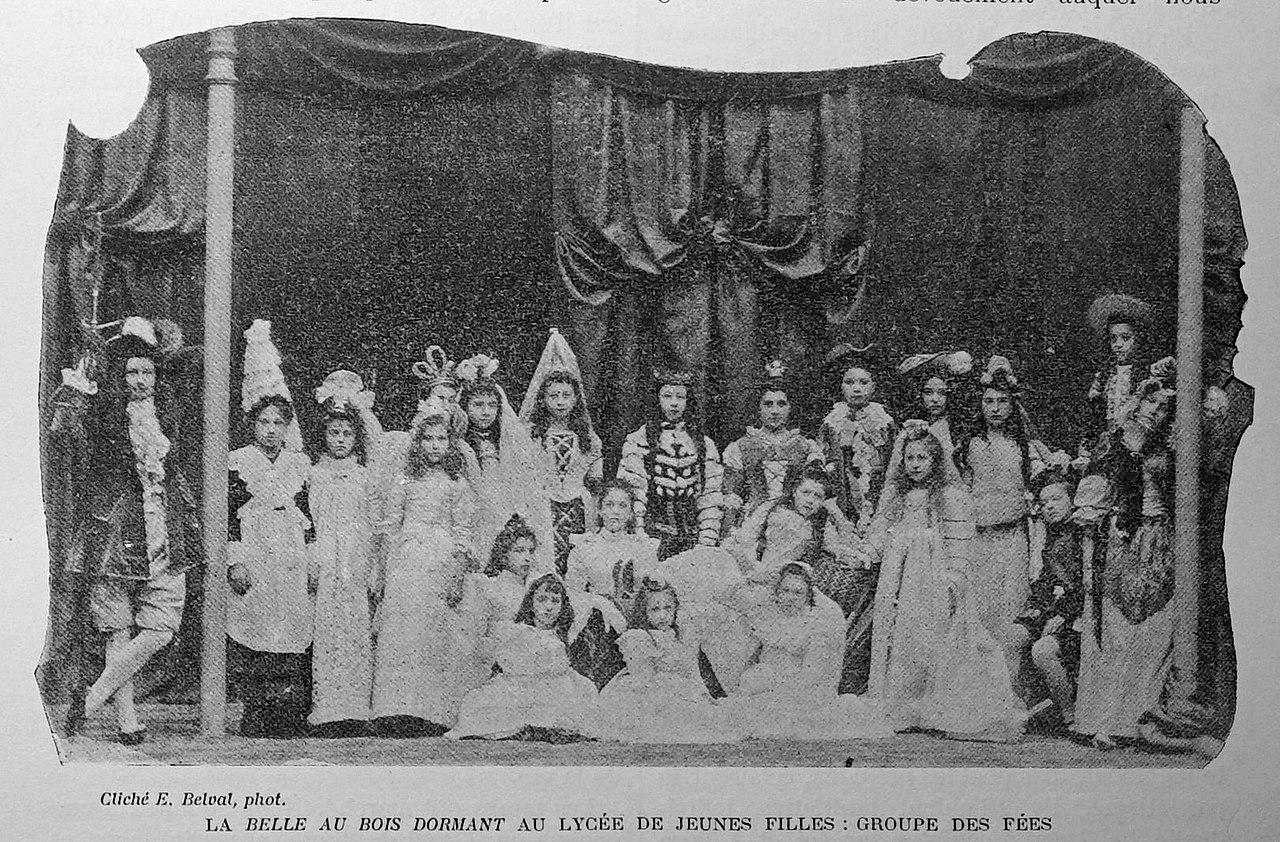 Fichierlycée Jeunes Filles Belle Au Bois Dormant 1899 96305