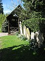 Lych gate, St. Michael and All Angels - geograph.org.uk - 1248592.jpg