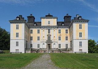 Mälsåker Castle The main buildings were built in the 1660s and 1670s by Gustaf Soop, after drawings by Nicodemus Tessin the Elder.