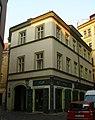 Měšťanský dům Kožný dům, U černé zahrádky (Staré Město), Praha 1, Havelská, Kožná 27, Staré Město.JPG