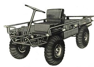 M274 189 Ton 4 215 4 Utility Platform Truck Wikipedia