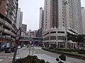 MC 澳門 Macau shuttle bus from StarWorld Casino to 關閘廣場 Praça das Portas do Cerco border gate square January 2019 SSG 19.jpg