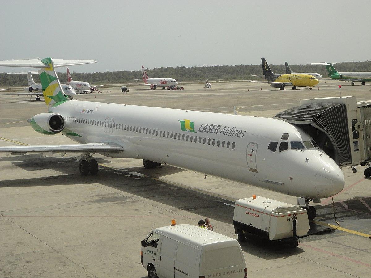 LASER Airlines - Wikipedia, la enciclopedia libre