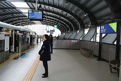 How to get to 柯維納馬路 with public transit - About the place