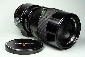 Vivitar - Vivitar Series 1 90mm ƒ/2.5 macro