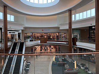 Mall at University Town Center - Macy's court at The Mall at University Town Center