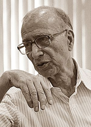 Triloki Nath Madan - Prof T.N. Madan in 2014
