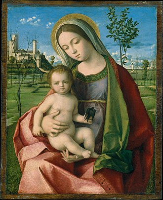 Jules Bache - Image: Madonna and Child MET DT301874