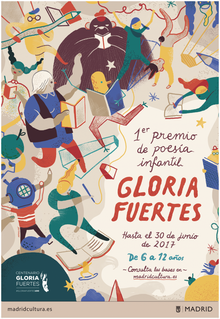 Gloria Fuertes Wikipédia