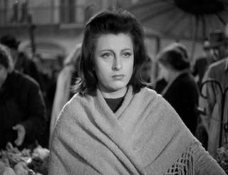 Anna Magnani Italian actress