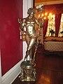Magnolia Mansion 12th Night 2016 Hall Male Statue.jpg