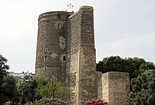Maiden Tower, august 2010.JPG