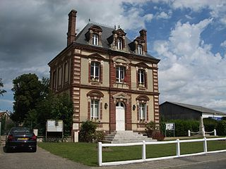 Cailly-sur-Eure Commune in Normandy, France