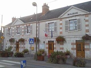 Mareau-aux-Prés Commune in Centre-Val de Loire, France