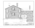 Major General Solomon Cowles House, Main Street, Farmington, Hartford County, CT HABS CONN,2-FARM,6- (sheet 8 of 11).png