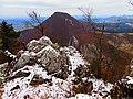 Malý Manín z Veľkého Manína - panoramio.jpg