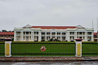 Arthur Benison Hubback - Malay College, Kuala Kangsar