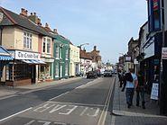 Maldon High Street