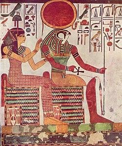 Muinaisen Egyptin Jumalat