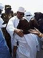Malian Prime Minister Soumeylou Boubeye Maïga in Tessalit, 22 March 2018 06.jpg