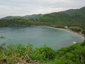 West Nusa Tenggara - Image: Malibu Beach, Lombok (2)