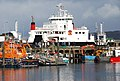 Mallaig Harbour and Skye Ferry - geograph.org.uk - 862610.jpg