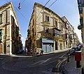 Malta - Valletta - St. Paul's Street & Archbishop's Street.jpg